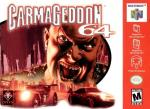 Carmageddon 64 Box Art Front