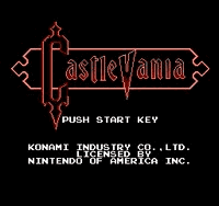 Castlevania - Fan Edition