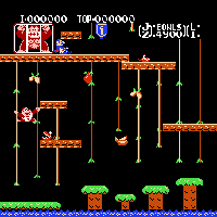 Donkey Kong Jr Screenshot 1