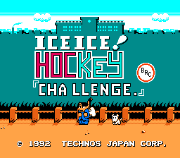 Ice Ice! Hockey Challenge (English Translation)