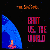 Jogar Play The Simpsons – Bart vs. the World  NES Game Gratis Online