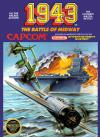 1943 - The Battle of Midway Box Art Front