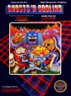 Ghosts 'N Goblins Box Art Front