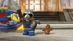 LEGO Marvel Collection Screenshot 1