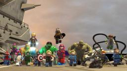 LEGO Marvel Collection Screenthot 2