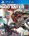 God Eater 3 Box Art Front