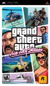 Grand Theft Auto Vice City Stories Box Art Front