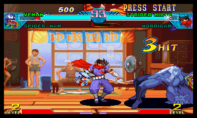 Play Gba Game Marvel Vs Capcom Games Online - Play Gba Game