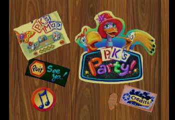 P.K.'s Place 1 - Party on the Patio!