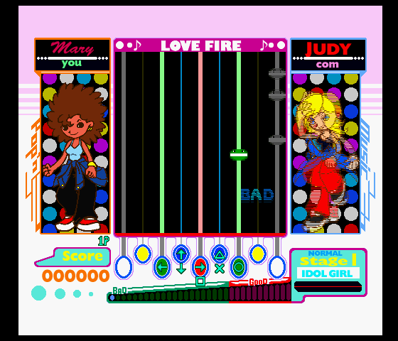 Play Slap Happy Rhythm Busters Online Psx Game Rom Playstation