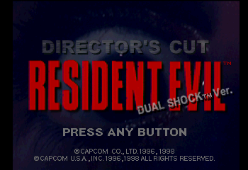Play <b>Resident Evil: Director's Cut (Uncut)</b> Online