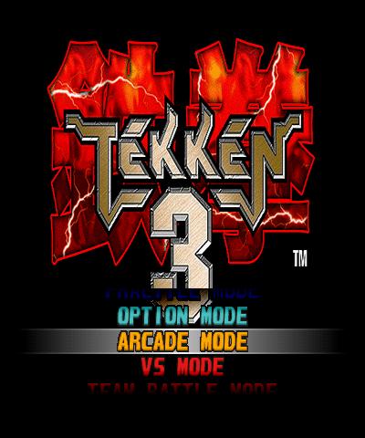 Tekken 3 (PSX) Game - Playstation - BoxartTekken 3 (PSX)