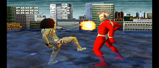 Play Ultraman Fighting Evolution 3 Iso Download Games Online