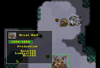 Play Warcraft 2 The Dark Saga Online Psx Game Rom Playstation