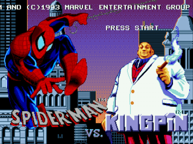 Amazing Spider-Man, The vs. The Kingpin