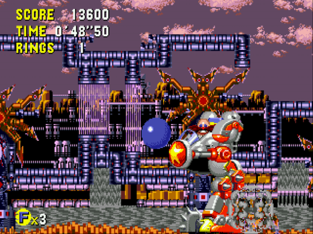 Play Sonic CD Online SCD Game Rom - Sega CD Emulation on Sonic CD (SCD)