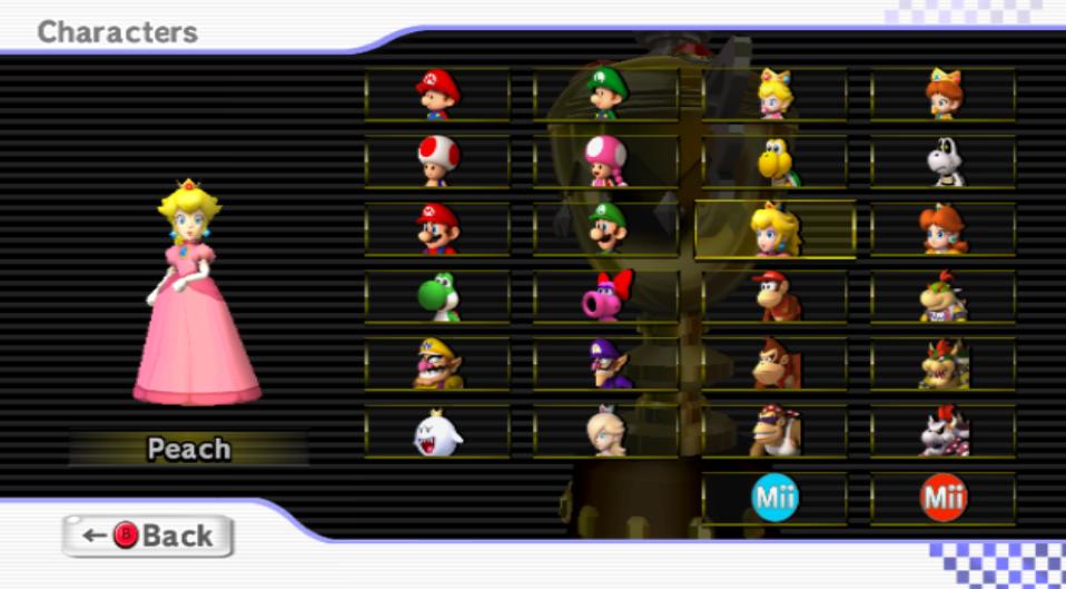 Mario Kart Wii Wii Game Wii Mario Kart Wii Wii