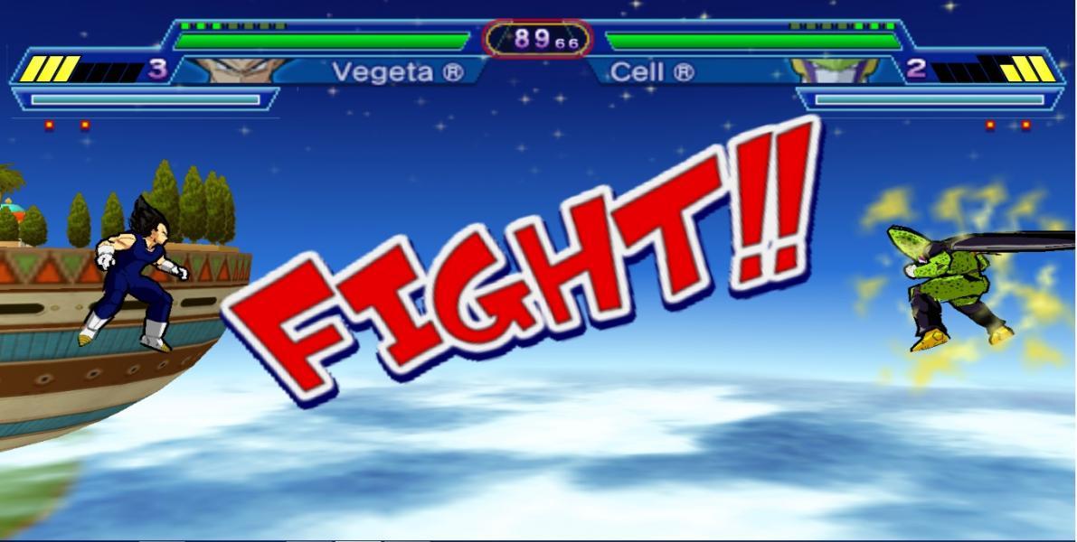 Dragon Ball Z Shin Budokai: Another Road (PSP) Game - PSP