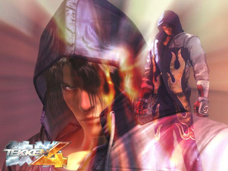 Tekken 4 Ps2 Game Playstation 2 Tekken 4 Ps2