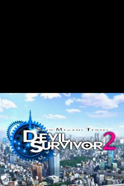 Shin Megami Tensei: Devil Survivor 2 (DS) Game - DS - User
