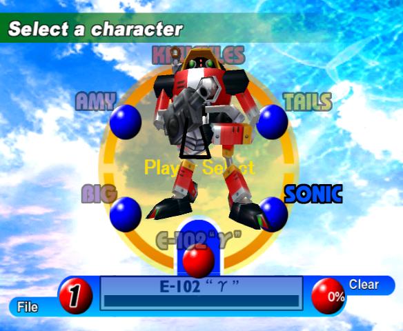 Sonic Adventure DX: Director's Cut (GC) Game - GameCube