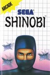Shinobi Box Art Front