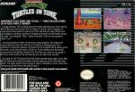 Teenage Mutant Ninja Turtles IV - Turtles in Time Box Art Back