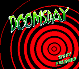 Doomsday (Zombies Ate My Neighbors)