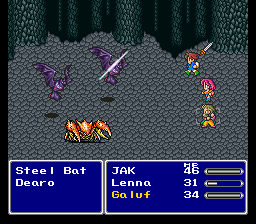 Final Fantasy V Enhanced