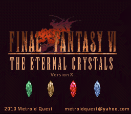 Play <b>Final Fantasy VI - The Eternal Crystals</b> Online