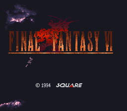 Final Fantasy VI Expert Version 2
