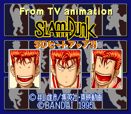 From TV Animation Slam Dunk - SD Heat Up!!