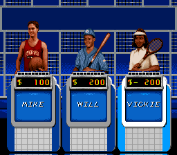 Jeopardy! - Sports Edition Screenshot 1