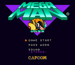 Play <b>Mega Man Bass 7</b> Online