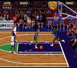 Play NBA Jam 2K17  SNES Rom Hack