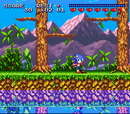 Sonic the Hedgehog 2 (SNES)