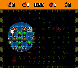 Super Bomberman Screenshot 1