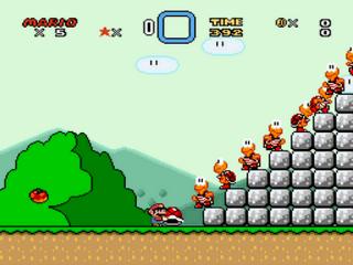 Play New Super Mario World 1: The Twelve Magic Orbs Games