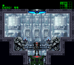 Play Super Metroid Phazon Online SNES Rom Hack of Super