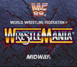 Play WWF WrestleMania – The Arcade Game Online SNES