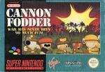 Cannon Fodder Box Art Front