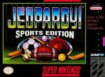 Jeopardy! - Sports Edition Box Art Front