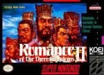 Romance of the Three Kingdoms II Box Art Front