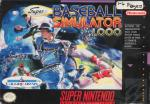 Super Baseball Simulator 1000