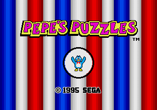 Pepe's Puzzles