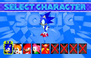 Play Sonic R Online SS Game Rom - Sega Saturn Emulation on