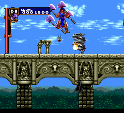 Castlevania - Rondo of Blood (english translation) Screenshot 1