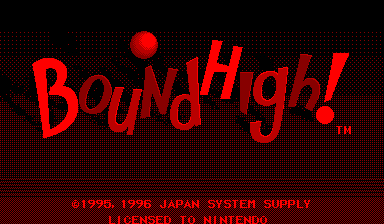 Play <b>Bound High</b> Online