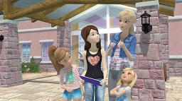 Barbie and Her Sisters: Puppy Rescue Screenshot 1