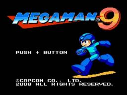 Mega Man 9 (WII) Game - Wii Mega Man 9 (WII)